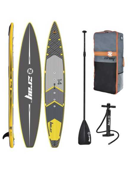 """ZRay R2 Rapid 14"""" (426x71x15cm) Paddle gonflable"""