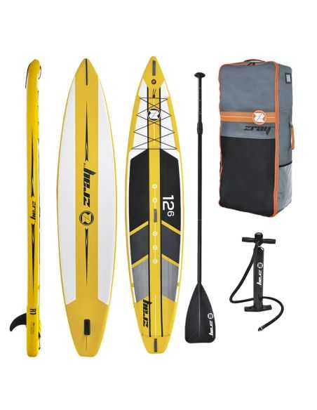 "ZRay R1 Rapid 12.6"" (381x76x15cm) Paddle gonflable"