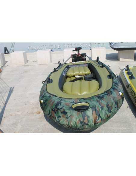Housse Camouflage pour Fishman 350