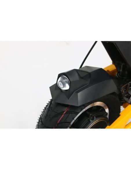 VSETT 10 + - 60 V 28 AH - PRO Double moteur Trottinette électrique