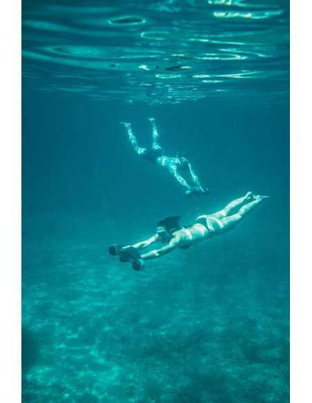 Scooter sous marin JOBE INFINITY SEASCOOTER AVEC SAC ET ENSEMBLE DE TUBA