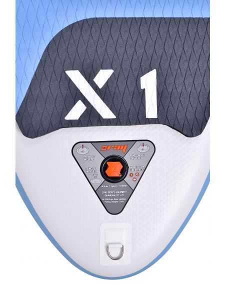 ZRAY X1 X-Rider 10' 2''  Nouveauté 2021 : Paddle Gonflable
