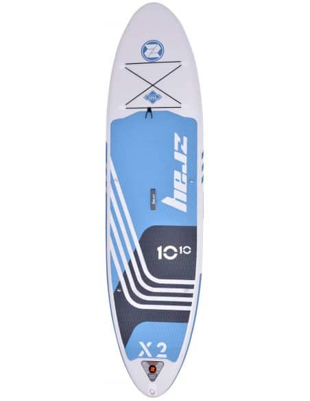 ZRAY X2 X-Rider Deluxe 10' 10'' Nouveauté 2021 : Paddle Gonflable