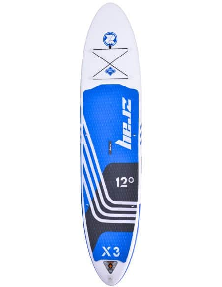 ZRAY X3 X-Rider Epic 12' : Paddle Gonflable