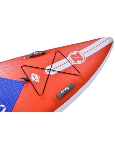 """ZRAY Fury Pro 10'6"""" Paddle Gonflable"""