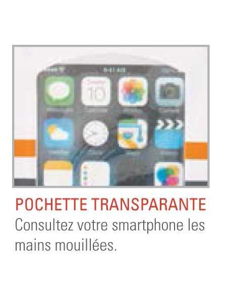 Sportable: pochette spéciale Smartphone 100% étanche