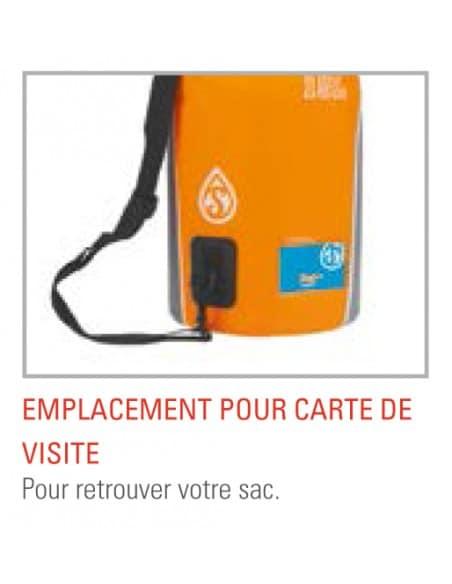Sac étanche - Easy Dry Bag - Nomade 15 L SKIFFO