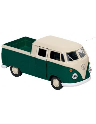 Bus Volkswagen T1 DoKa Pick-Up, 1:38 (11,5 cm)