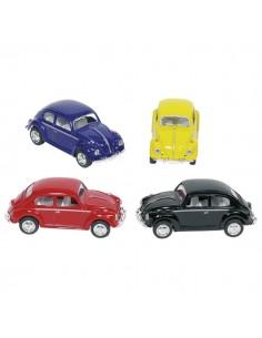 Volkswagen Coccinelle 1967  1:64 (6,5 cm)