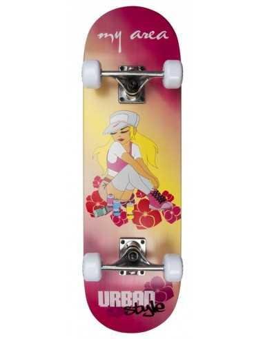 Skateboard ROLLER GIRLY