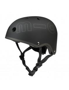 Casque Noir Mat Micro