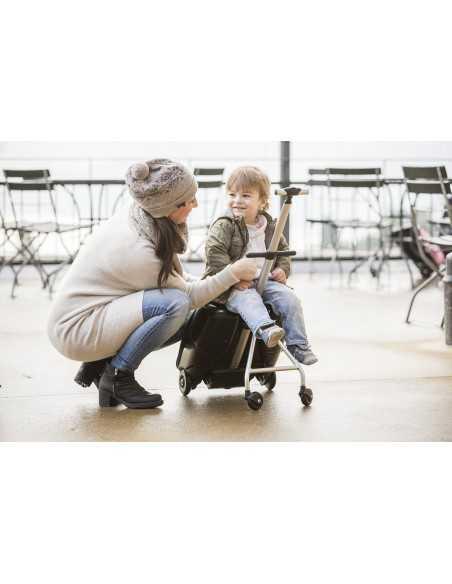 LAZY LUGGAGE la valise-porteur pour enfant