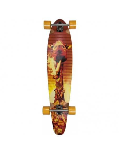 Longboard SAFARI KUSH - 106,7 cm