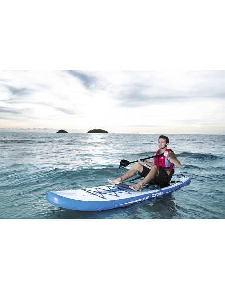 Stand Up Paddle A2 Premium ZRay (320x81x15cm) Nouveau look !