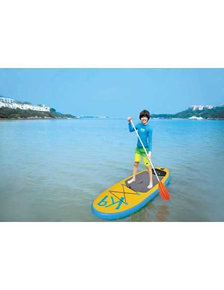 Stand Up Paddle K9 ZRay Kid pour enfants (244x76x10cm)