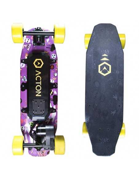 Skateboard électrique ACTON BLINK BOARD PURPLE