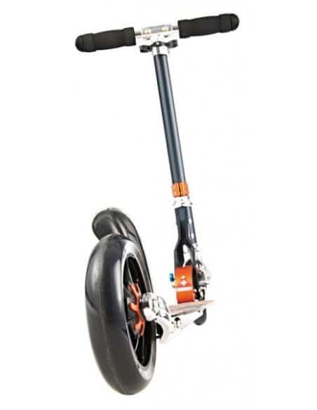 Micro Speed+  - Noir/Orange - PU 145mm