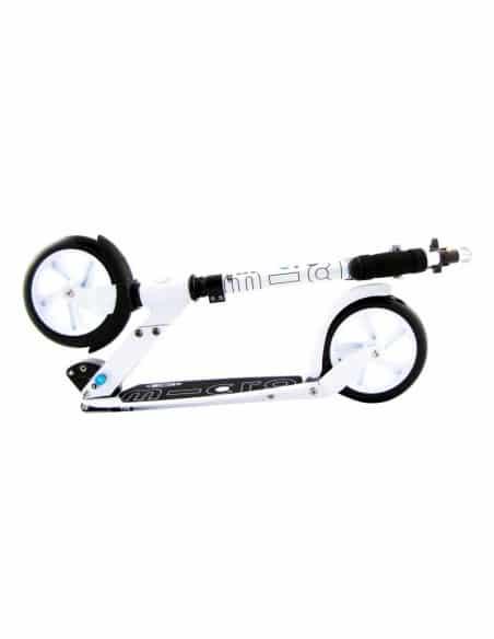 Micro White - Black - PU 200 mm