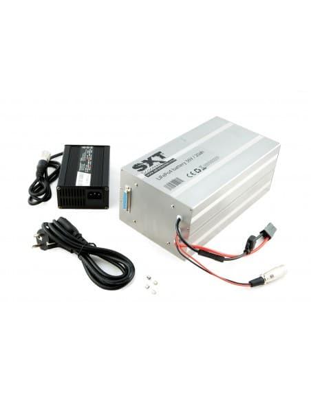 Batterie SXT Lithium 36V/20 aH LiFePo4