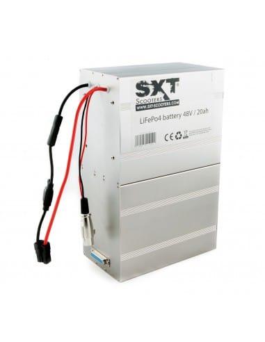 Batterie SXT 48V Lithium 20 aH LiFePo4