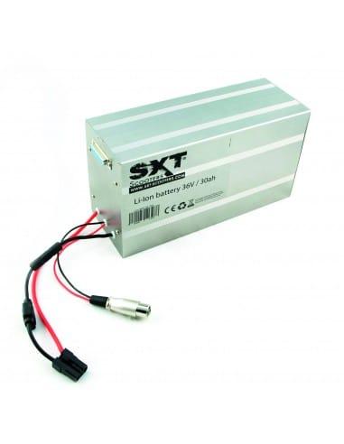 Batterie SXT 36V 30Ah Li-Ion Lithium