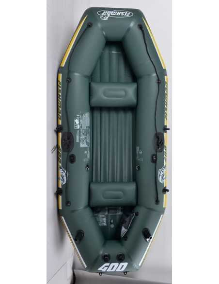 FISHMAN II 400