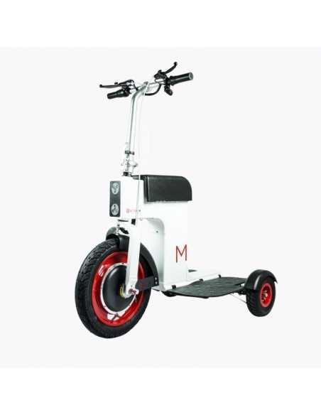 M-SCOOTER Blanc