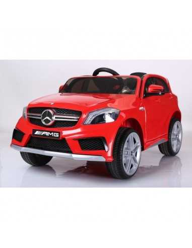 mercedes a45 amg voiture lectrique enfant. Black Bedroom Furniture Sets. Home Design Ideas