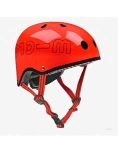 Casque - Rouge brillant
