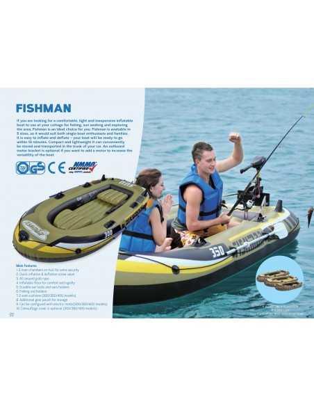 FISHMAN 350  SET (305*136*42CM)