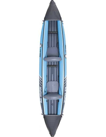 Kayak ZRAY 2 places (376*77*34CM)