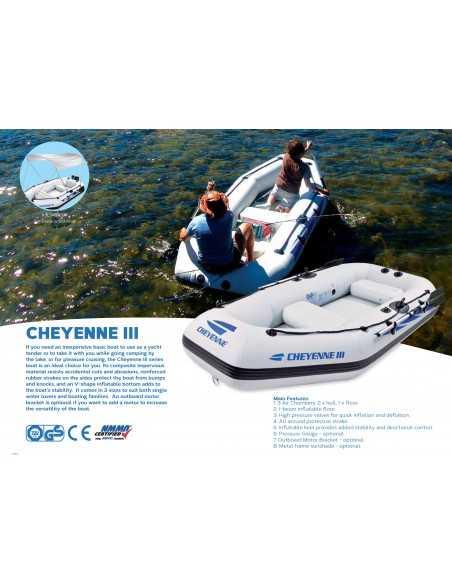 CHEYENNE III 400 (284*132*38CM)