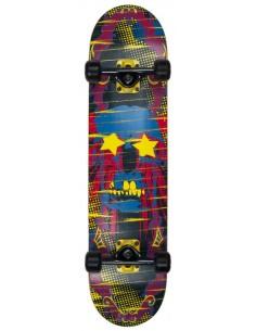 Skateboard GLOWING SKUL