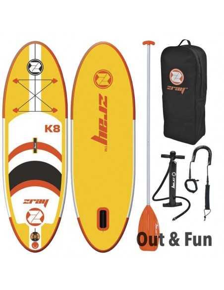 Paddle K8 Kid pour enfants (244x76x10cm)