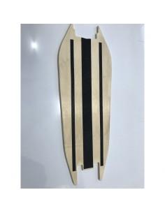 Deck planche en bois pour E-TWOW