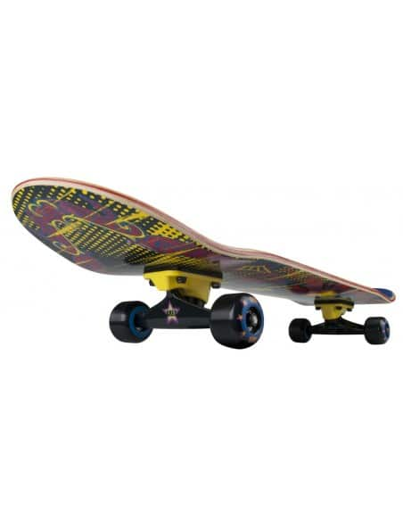 Skateboard GLOWING SKUL