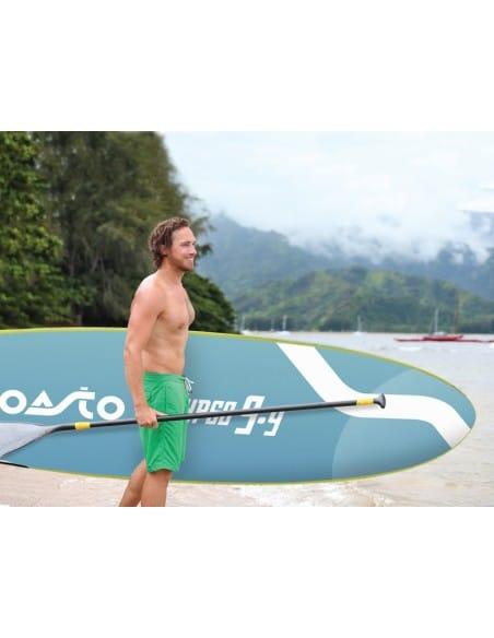 Paddle Gonflable TURBO 12.6 COASTO  Nouveauté 2018