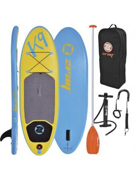 Paddle K9 Kid pour enfants (244x76x10cm)