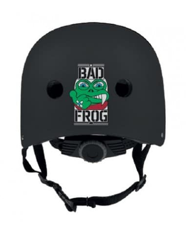 "Casque ""Bad Frog"""