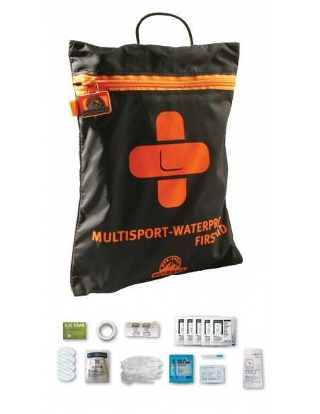 Trousse de secours - Waterproof - MULTISPORTS FIRST AID 34 pièces