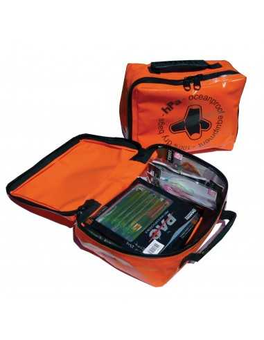 Trousse de protection SOFTBAG - orange