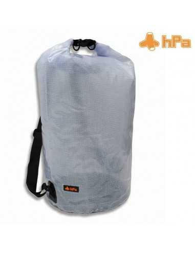 Sac tube étanche SWELL 50Litres cleartex - transparent