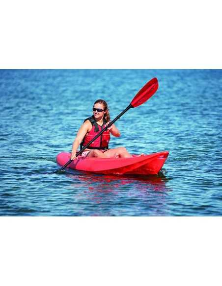 TEQUILA solo (seat on top 1 place) - Kayak modulable - rouge