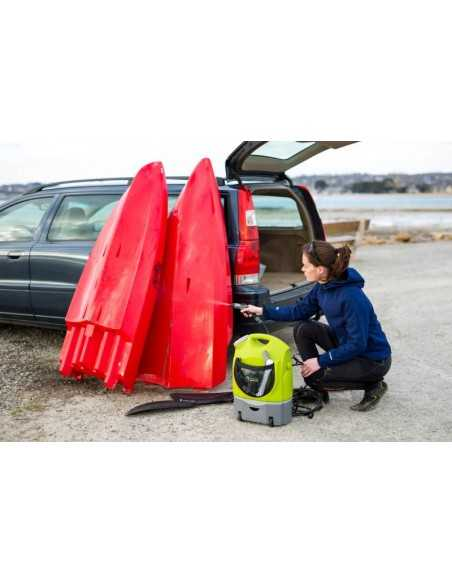 TEQUILA tandem (seat on top 2 places) - Kayak modulable - rouge