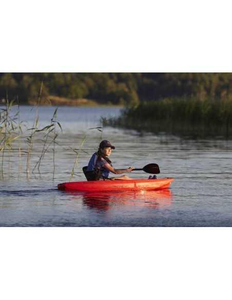 Kayak enfant PLUTINI (seat on top 1 place) - Rouge