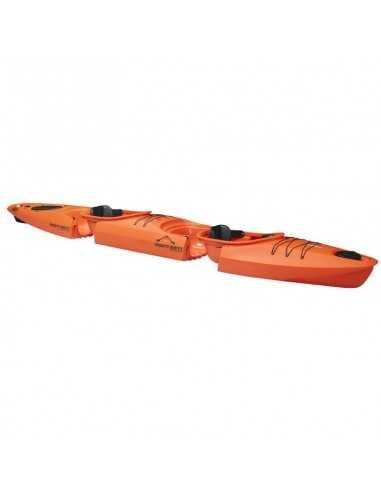Kayak modulable MARTINI GTX AirSeat tandem (seat in 2 places) - orange
