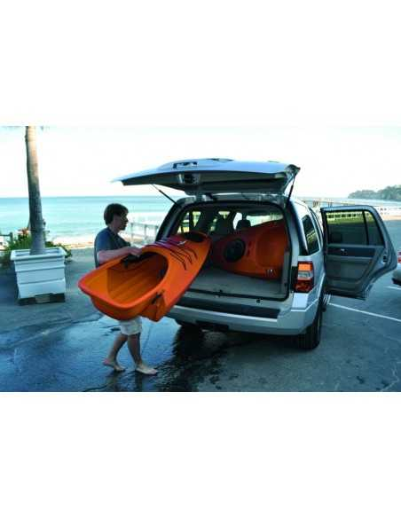 Kayak modulable MARTINI GTX AirSeat tandem (seat in 2 places) - orange