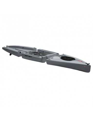 Rum Runner 11.5 - Stand Up Paddle modulable gris