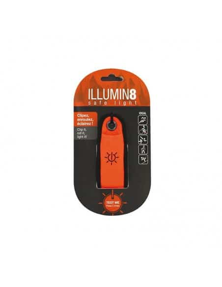 Brassard lumineux à clap automatique ILLUMIN8