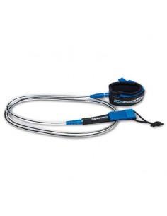 Leash (Bracelet de cheville) BIC droit noir 9'